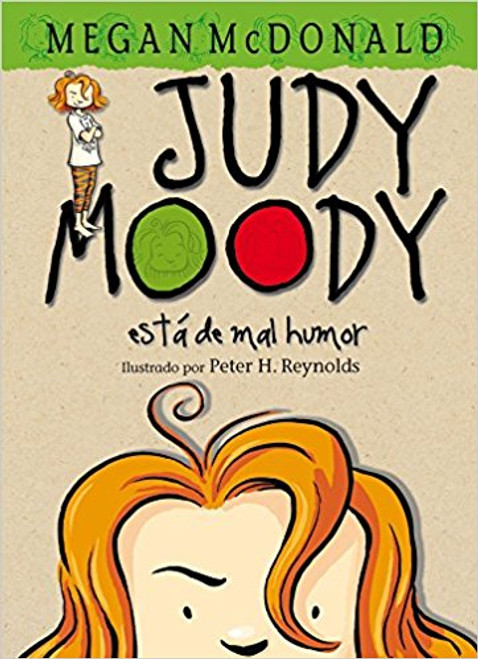 Just Moody Esta de Mal Humor, de Muy Mal Humor by Megan McDonald