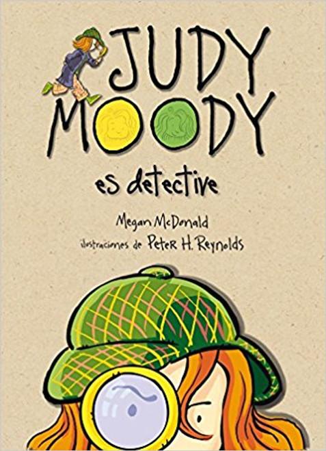 Judy Moody Es Detective = Judy Moody Girl Detective by Megan McDonald