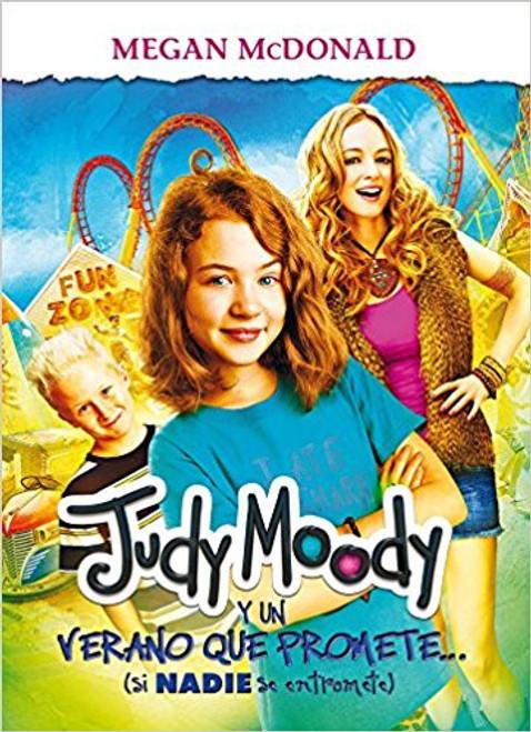 Judy Moody y Un Verano Que Promete by Megan McDonald