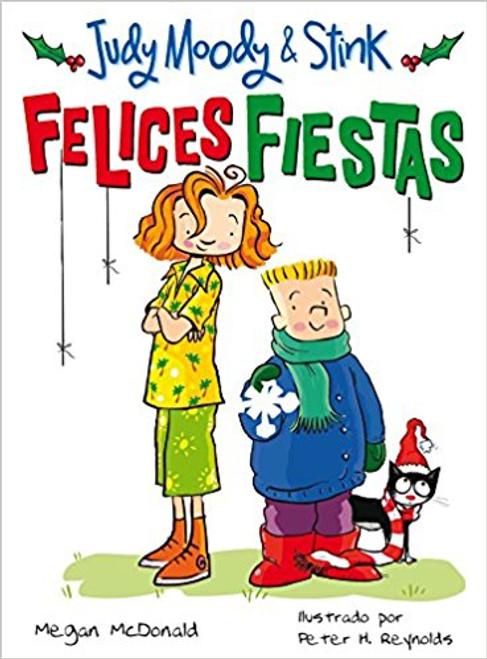 Felices Fiestas by Megan McDonald by Megan McDonald