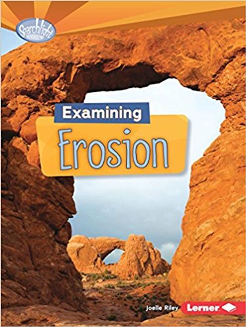 Examining Erosion by Joelle Riley