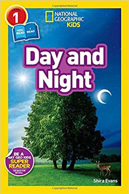 Day and Night by Shira Evans