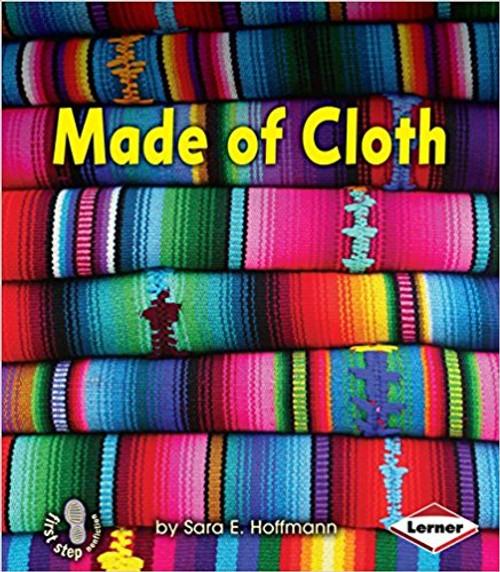 Made of Cloth by Sara E Hoffman