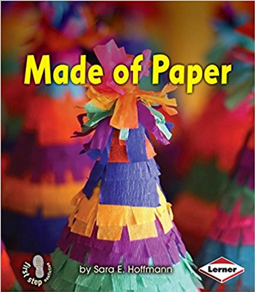 Made of Paper by Sara E Hoffman