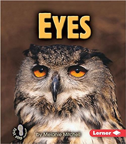 Eyes by Melanie Mitchell