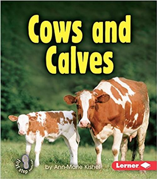 Cows and Calves by Ann-Marie Kishel