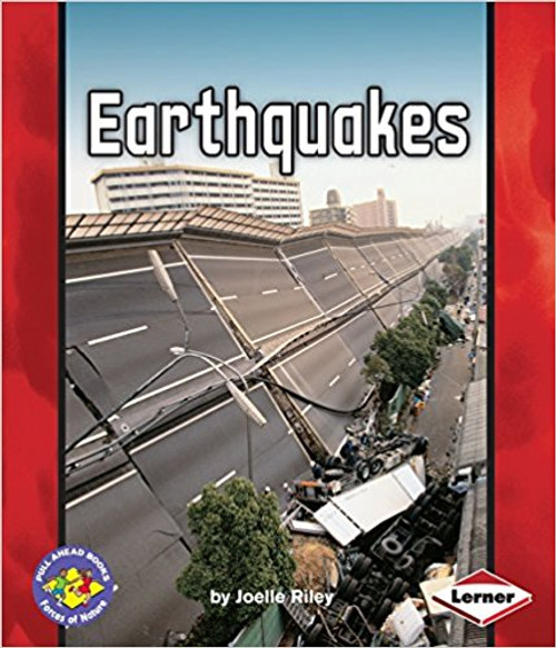 Earthquakes by Jeolle Riley