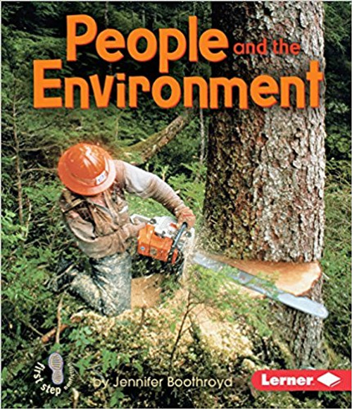 People and the Environment by Jennifer Boothroyd