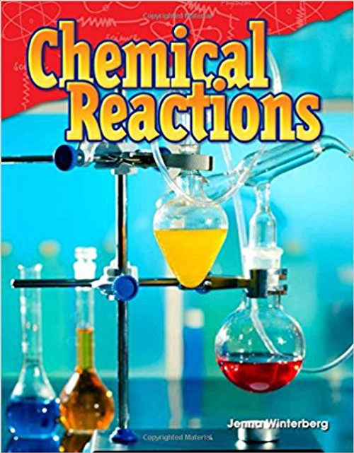 Chemical Reactions by Jenna Winterberg
