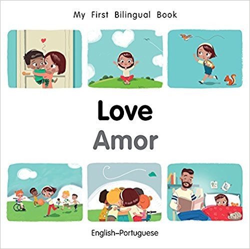 Love/Amor (Portugese) by Millet Publishing
