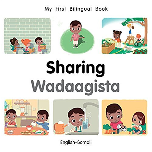 Sharing/Wadaagista (Somali) by Millet Publishing