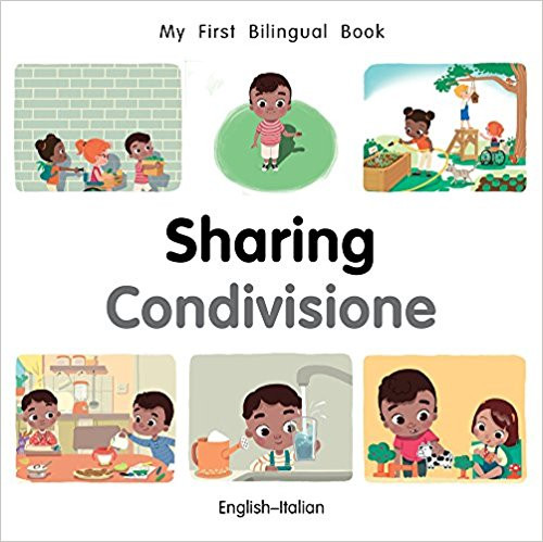 Sharing/Condivisone (Italian) by Millet Publishing