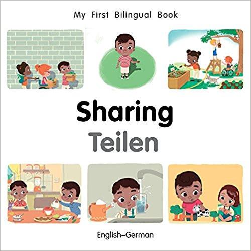 Sharing/Telien (German) by Millet Publishing