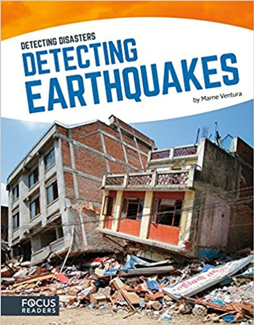 Detecting Earthquakes by Marne Ventura