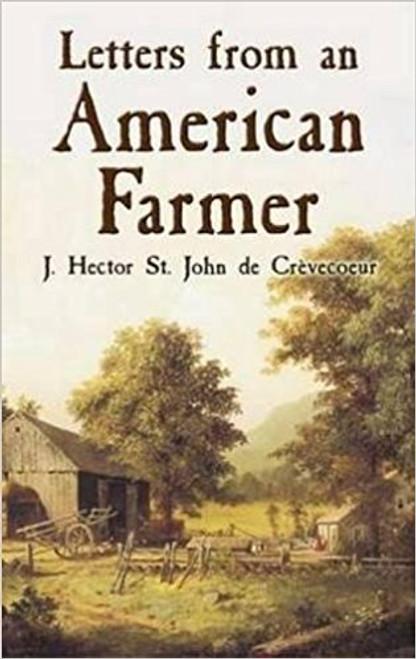 Letters from an American Farmer by J Hector St John de Creveroeur