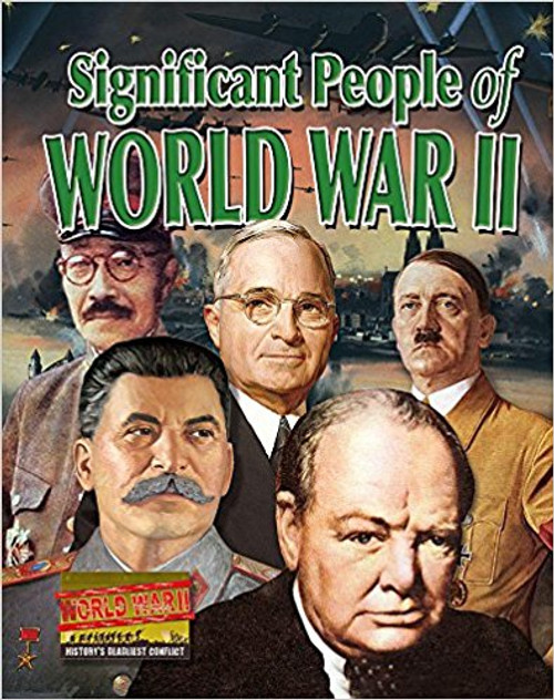 Significant People of World War II pb by Natalie Hyde
