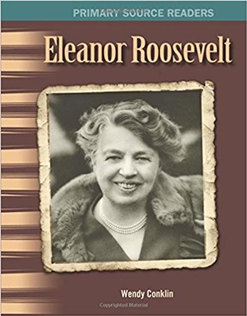 Eleanor Roosevelt by Wendy Conklin