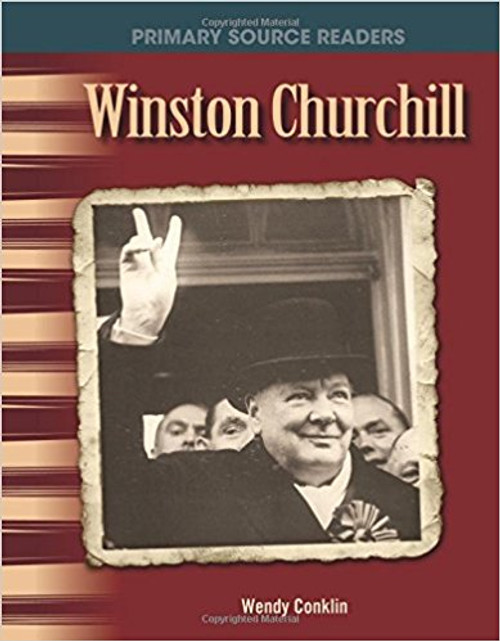 Winston Churchill by Wendy Conklin