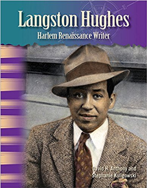 Langston Hughes: Harlem Renaissnace Writer by David H Anthony