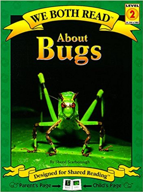 About Bugs by Sheryl Scarborough