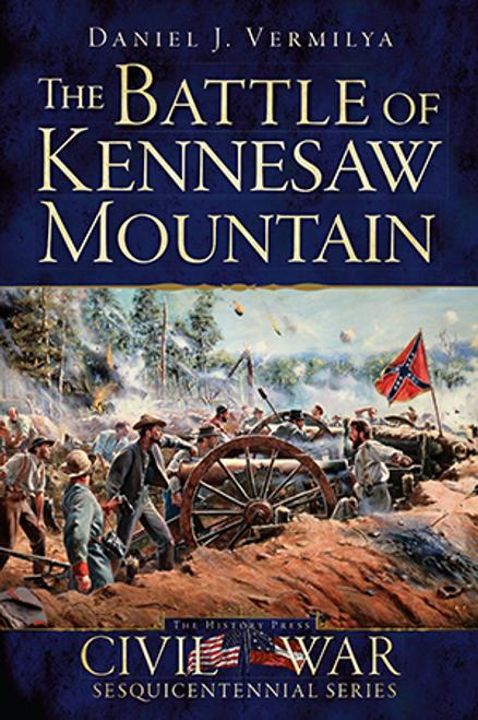 Battle of Kennesaw Mountain by Daniel J. Vermilya