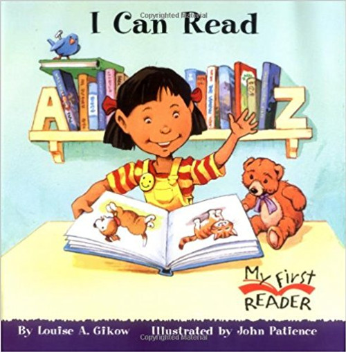 I Can Read by Louise A Gikow