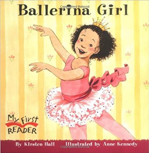 Ballerina Girl by Kirsten Hall