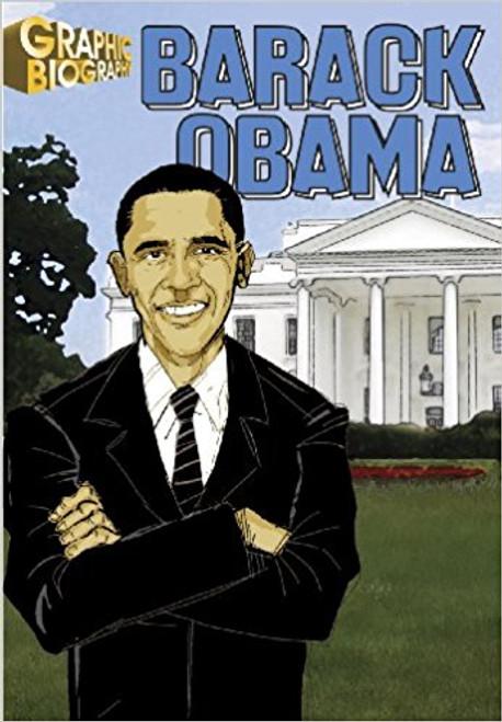 Barack Obama (Graphic Biography)