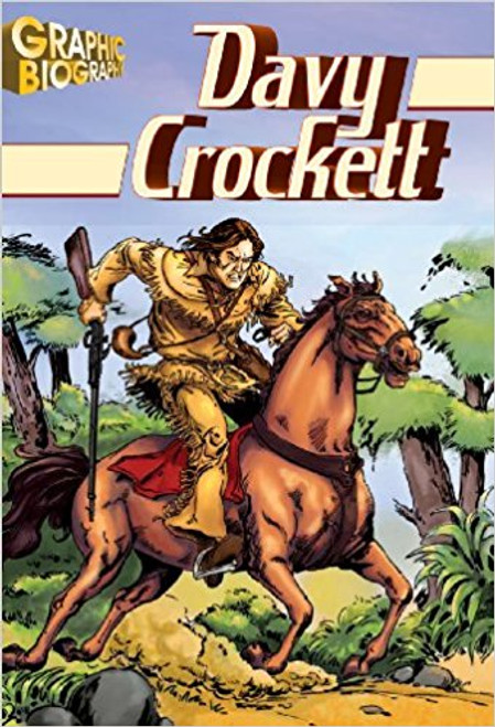 Davy Crockett (Graphic Biography)