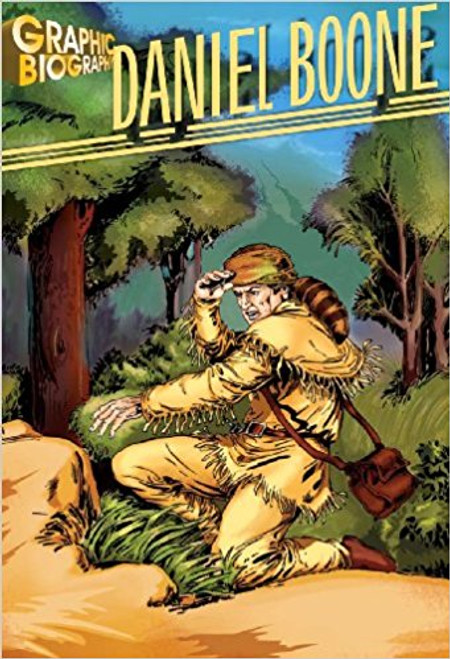 Daniel Boone (Graphic Biography)
