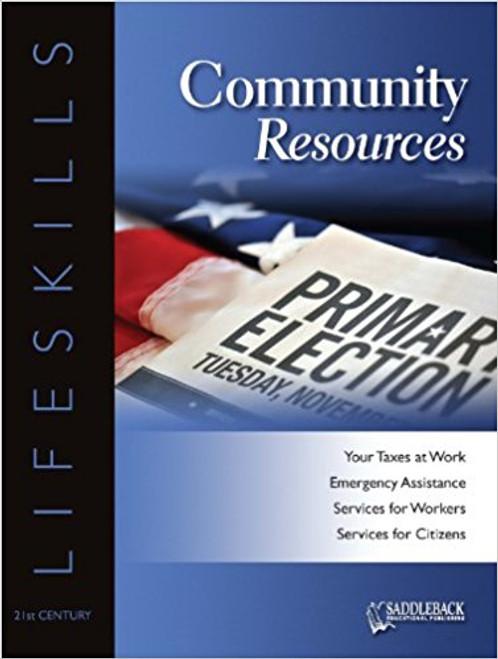 Community Resources- 21st Century Lifeskills