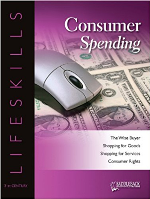 Consumer Spending Student Worktext - 21st Century Lifeskills