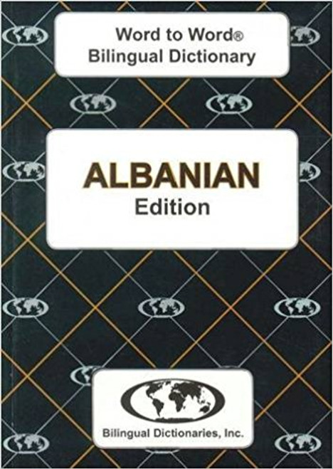 Albanian BD Word to Word® Dictionary