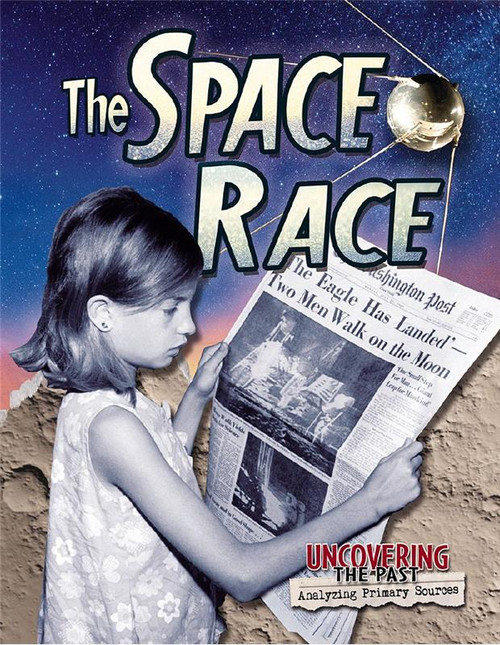 The Space Race by Heather Hudak