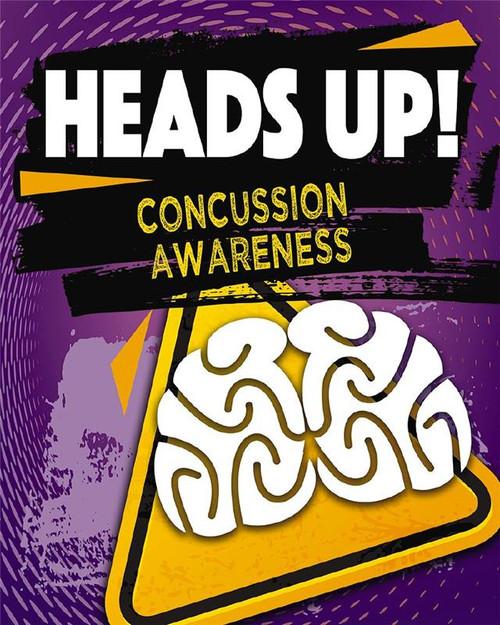 Head's Up - Concussion Awareness by Jeff Szpirglas