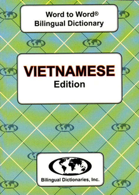 Vietnamese BD Word to Word® Dictionary