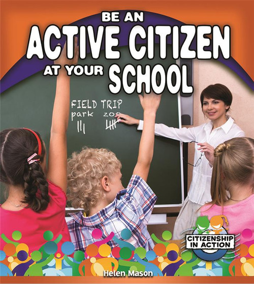 Be an Active Citizen in Your School