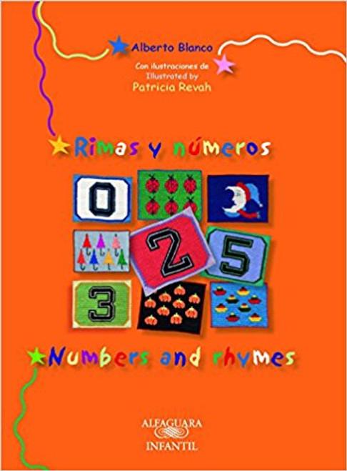 Rimas y Numeros (Bilingual Edition) by Alberto Blanco