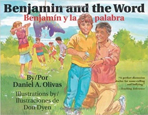 Benjamin and the Word / Benjamin y la palabra by Daniel A Olivas
