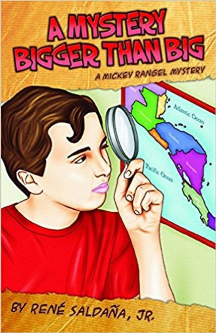 A Mystery Bigger than Big: A Mickey Rangel Mystery / Un misterio más grande que grandísimo: Colección Mickey Rangel, Detective Privado by Rene Saldana