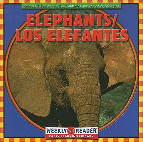 Elephants/Los Elefantes by JoAnn Early Macken
