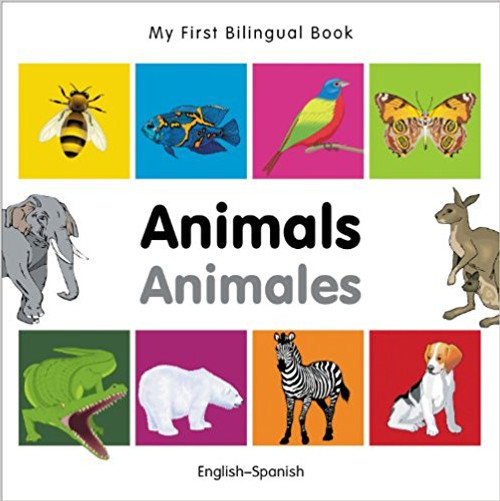 Animals/Animales by Millet Publishing