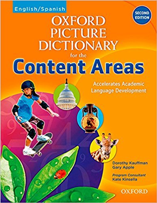 Oxford Dictionary for the Content Areas by Dorothy Kaufmann
