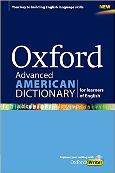 Oxford Advanced American Dictionary for Learners of English by Oxford University Press