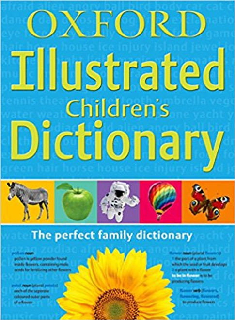 Oxford Illustrated Children's Dictionary by Oxford University Press