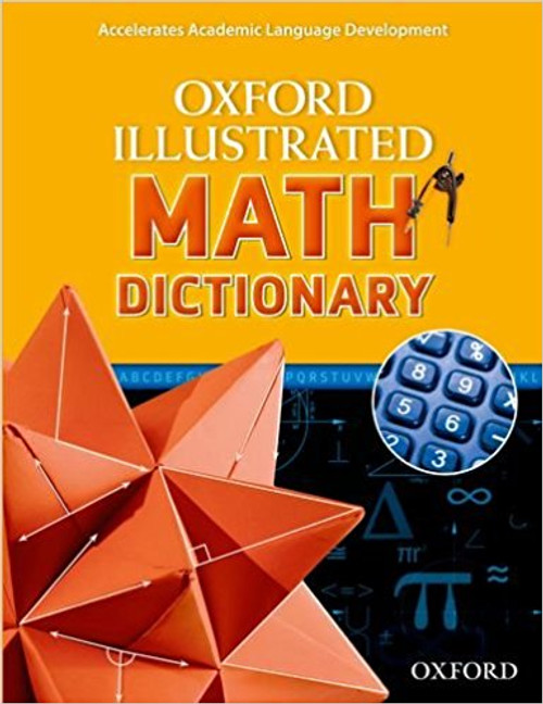 Oxford Illustrated Math Dictionary by Oxford University Press