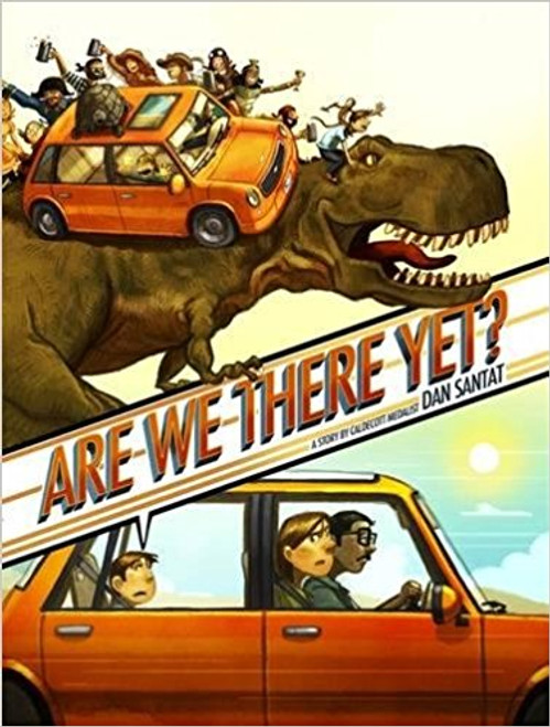 Are We There Yet? (Hard Cover) by Dan Santat