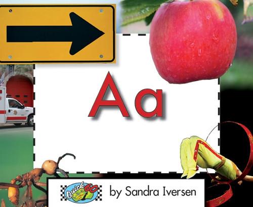 Aa by Sandra Iversen