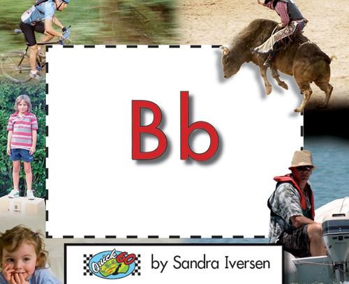 Bb by Sandra Iversen