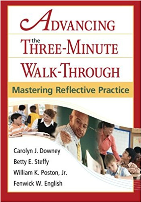 This sequel to the best-selling The Three-Minute Classroom Walk-Through gives school leaders an expanded examination of the Downey Walk-Through model of coaching and supervision. Clarifying common misconceptions and misapplications, the authors focus on how to engage teachers in reflection and professional dialogue after the walk-through to improve their practice. The resource provides examples, activities, and guidelines for changing schools one teacher at a time